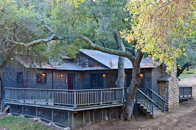Nicolas Cage's Former Malibu Estate