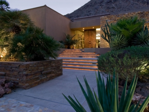 Rancho Mirage Mountain View Estate